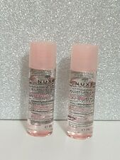 2 x Nuxe VERY ROSE 3-In-1 Soothing MICELLAR WATER Make Up Remover/Cleanser 40ml