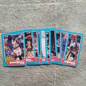 90-91 Fleer Rookie Sensations Insert Set W/David Robinson
