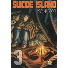 SUICIDE ISLAND 3 - MANGA GOEN EDIZIONI - NUOVO