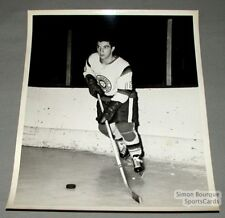 AHL Late- 60's Quebec Aces Jean-Pierre Poitras Photo