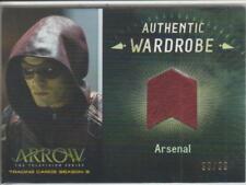 Arrow Season 3 Wardrobe Card M19 - Arsenal  99/99