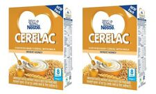 Nestle CERELAC Infant Cereal  (Wheat Honey) 300 gm x 2 pack Free shipping world