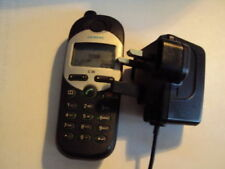 ORIGINAL SIEMENS C35I SMALL SIM CARD ON ORANGE OR O2/TESCO  MOBILE PHONE+CHARGER