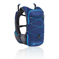 Raidlight Mens Activ 6L Vest - Blue Grey Sports Running Outdoors Breathable