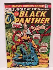 JUNGLE ACTION #7 - BLACK PANTHER - 1ST PART OF HIS ORIGIN - 1ST VENOMM  - 1973