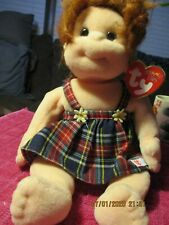 TY BEANIE KIDS RETIRED GINGER -PERFECT TAGS