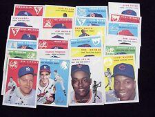 1994-1954 Topps Archives  Gold Cards- 10 Card Lot -U Pick Em