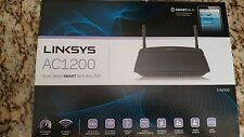 Linksys AC1200 Wi-Fi Wireless Dual-Band Router (EA6100) Us Shipping Only