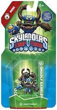 Skylanders Trap Team Mini Figure Special Edition Blue Gnarly Barkley - New Boxed