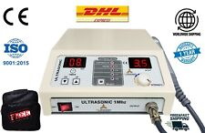 Digital Lcd Display Chiropractic 1 Mhz Ultrasound Pain Relief Utsajl 301a Unit