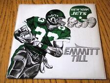 """EMMITT TILL - NEW YORK JETS  7"""" VINYL PS"""
