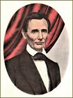 Currier & Ives: HON. Abraham Lincoln, Republican Candidate President of The U.S.
