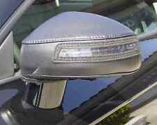 Colgan Car Mirror Covers Bra Protector Black Fits Audi TT 2008-2012