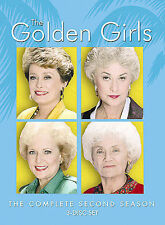 NEW--The Golden Girls - The Complete Second Season (DVD, 2005, 3-Disc Set)