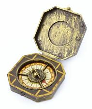 Bristol Novelty Pirate Compass Fancy Dress Accessory
