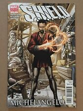 S.H.I.E.L.D. (2011) #1 DUSTIN WEAVER 1:20 MICHELANGELO VARIANT COVER NM SHIELD