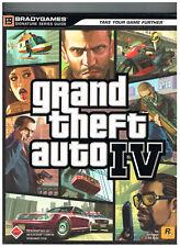Grand Theft Auto IV 4 off. Lösungsbuch deutsch  Xbox 360 PS3 Rick Barba und Tim