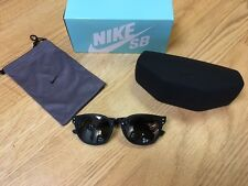 Nike SB Vision Achieve Sunglasses Matte Blk ,Eyewear,Wayfarer,Frogskin,Skate,QS