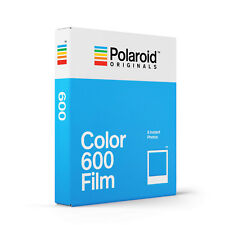NEW: Pellicule Polaroid Originals 600 - Couleur Bord Blanc - Film Impossible