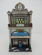 Dept 56 Christmas in the City Lafayette's Bakery #58953 New