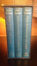 Folio Society A History Of The Crusades Book Set 2001