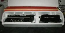 Lionel 0 gauge Delaware, Lackawanna & Western 4-8-4 Locomotive and Tender