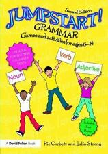 Jumpstart!: Jumpstart! Grammar : Games and Activities for Ages 6-14 by Pie...