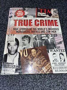 Illustrated True Crime. 9781445408842 Nick Yapp Hardback
