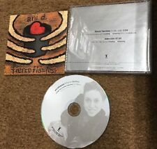 ANI DIFRANCO Fierce Flawless w/RARE INTERVIEW & EDIT 2001 USA PROMO DJ CD Single