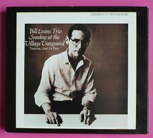 CD Digipack Album BILL EVANS TRIO (Jazz) : Sunday At The Village  2003