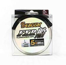 Seaguar FXR Fluorocarbon Leader Línea 100m Size 5 20lb (9313)