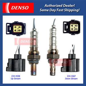 2005-2006 Jeep TJ / Dodge Dakota / Raider 3.7/4.0L Denso Oxygen Sensor Set 2PCS