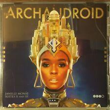 Janelle Monae Suites II 2 and III 3 - Archandroid CD