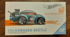 Hot Wheels Id Series 2 Volkswagen Beetle Limited Run Collectible