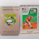 Commodore Vic 20 Games X 2 Frogger, Supersmash +parker Brothers Creative Catalog