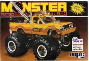MPC 1975 Datsun Scavenger Monster Truck Pickup Plastic Model MPC852 1:25 NEW