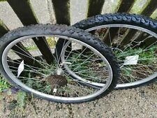 "Mavic X138 Retro Vintage 26"" Bike Wheelset 8 Speed"