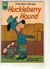 HUCKLEBERRY HOUND #13 OCTOBER 1961 COMIC BOOK NM VERY SCARCE 75% OFF
