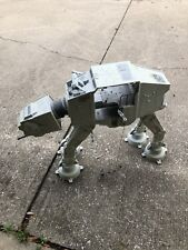 Star Wars Legacy Collection Electronic Imperial AT-AT Walker 2010 24 inches tall