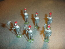 Old Vtg Antique Collectible Britains Toy Soldiers Lot Made In England
