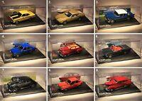 De Agostini-Opel Collection-Maßstab 1:43-Ixo-Oldtimer-Sammlung-Modell-PC-Vitrine