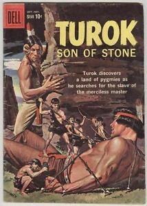 Turok Son of Stone #17 September 1959 VG