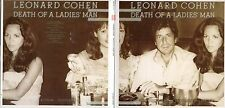 CD Leonard COHEN	Death Of A Ladies' Man | Mini LP REPLICA GATEFOLD CARD SLEEVE |