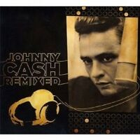 "JOHNNY CASH ""JOHNNY CASH REMIXED LTD.ED."" CD+DVD NEU"