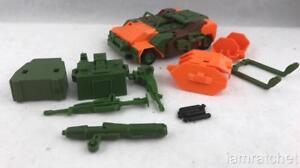 Transformers Original G1 1985 Roadbuster Figure Near Complete