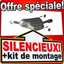 Silencieux Arriere OPEL ASTRA H 1.6 1.8 16V 03.2004-12.2011 échappement APL
