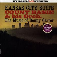 Count Basie & His Orchestra - Kansas City Suite (Vinyl LP - 1960 - UK - Reissue)