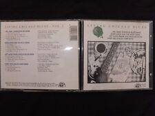 CD LIVING CHICAGO BLUES / VOLUME 1 /