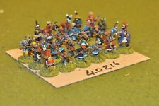 25mm ACW / seminole - warriors 23 figures - inf (40216)