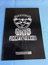 AFL Cats Footy Full On Yearbook  2008